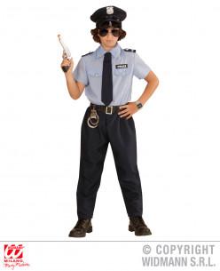 Disfraz policia niño carnaval