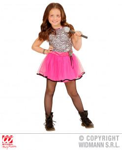 Disfraz cantante niña
