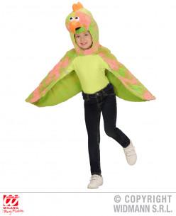 Disfraz de pájaro niño