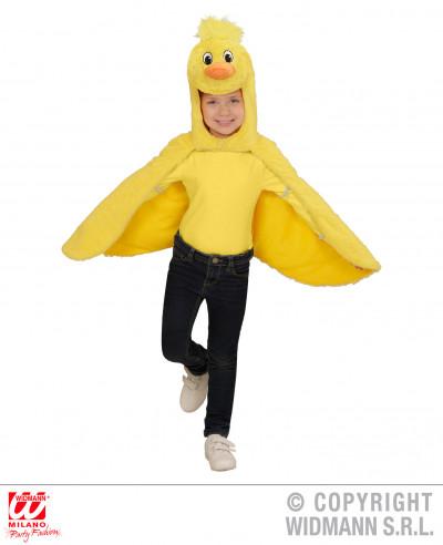 Disfraz de pollito niño