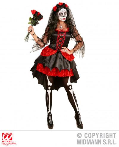 Disfraz Catrina Día de los Muertos