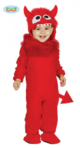Disfraz Demonio Bebé Halloween