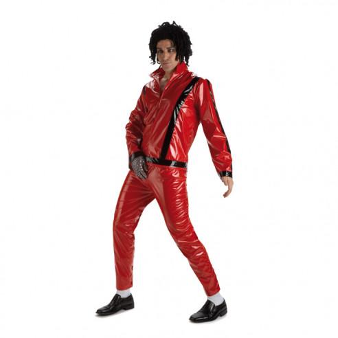 Disfraz de Rey del Pop para Hombre