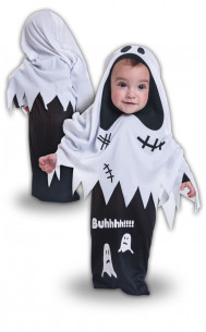 Disfraz Fantasma Bebé...