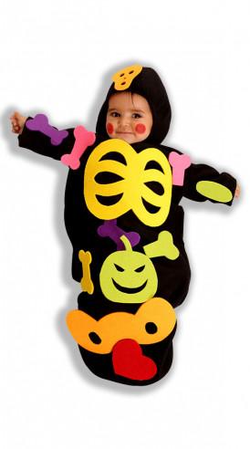 Disfraz Esqueleto Bebé Halloween