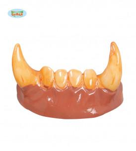 Dentadura de Hombre Lobo