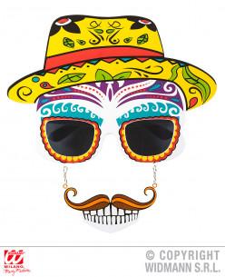 Gafas Calavera Mexicana