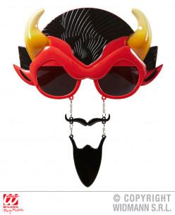 Gafas de sol demonio