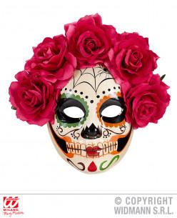 Máscara Catrina Día de los...