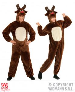 Disfraz de reno adulto