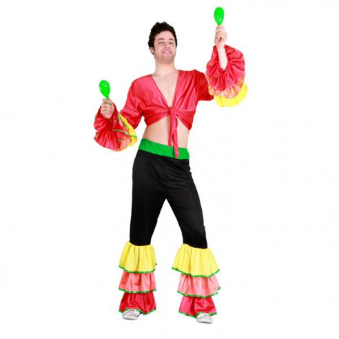 Disfraz de Bailarin Rumbero para Hombre