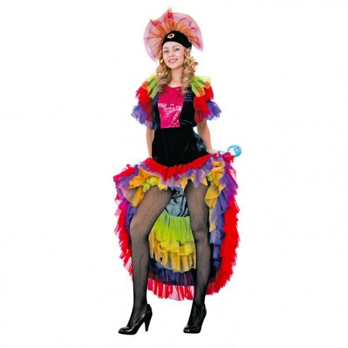 Disfraz de Salsa Dancer para Mujer