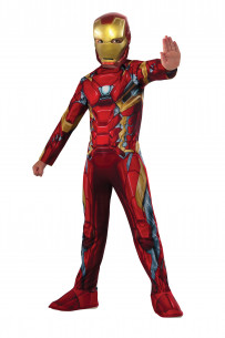 Disfraz Ironman Niño Clásico