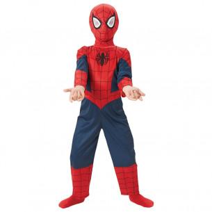 Disfraz Spiderman Niño Clásico