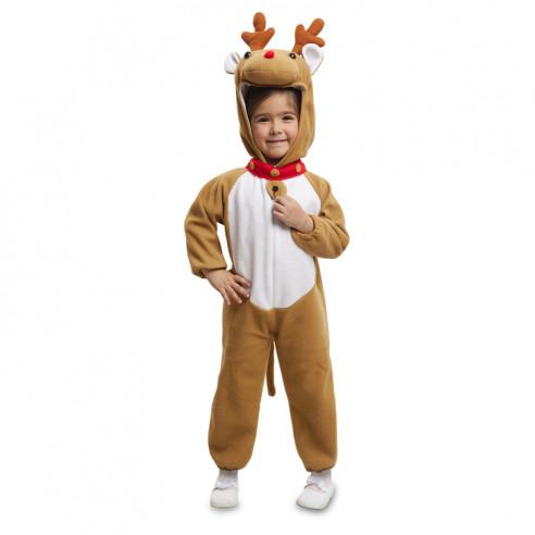 Disfraz Reno Niño Navidad