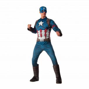 Disfraz Capitán América...