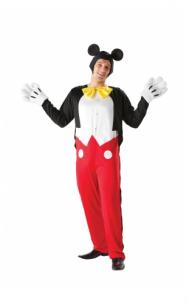 Disfraz de Mickey Mouse...