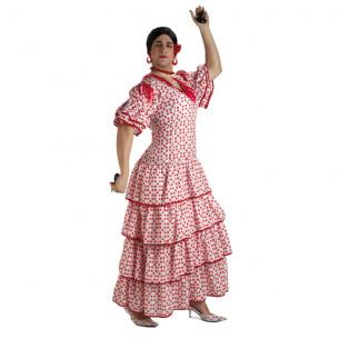 Disfraz de Sevillana...