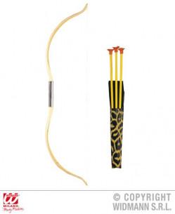 Arco y flechas 51 cm