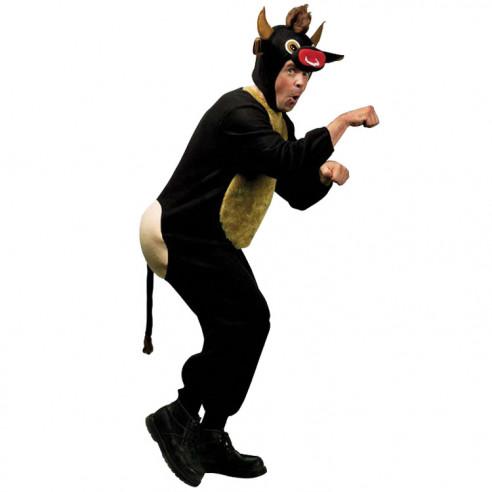 Disfraz Toro Negro
