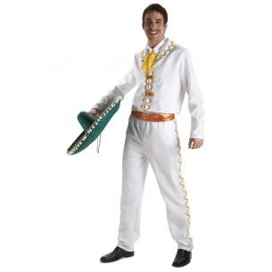 Disfraz Mejicano Lujo