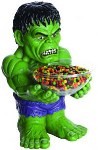 Hulk portacaramelos