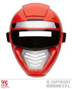 Máscara Super Robot roja