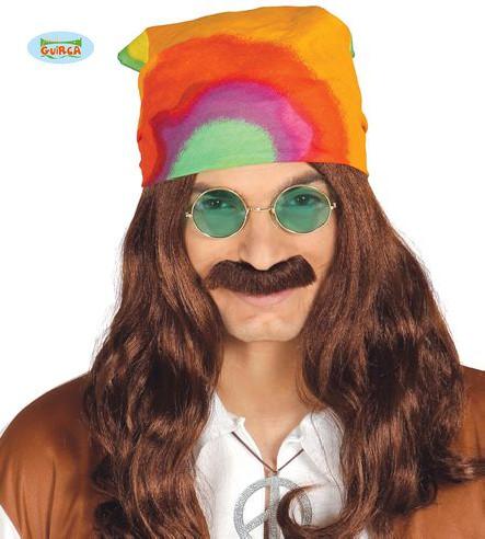 Pañuelo hippie multicolor