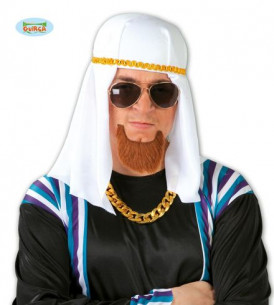 Turbante árabe hombre