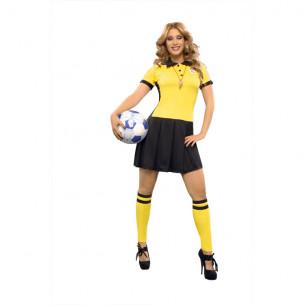 Disfraz Arbitra Futbol