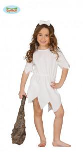 Disfraz troglodita niña