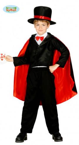 Disfraz mago niño