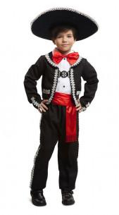 Disfraz de mejicano niño