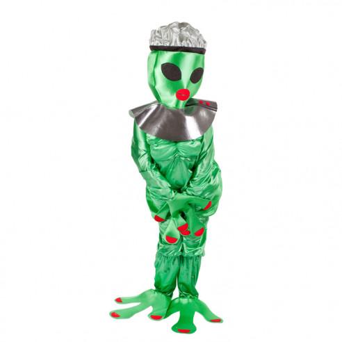 Disfraz Alien Hembra Adulto
