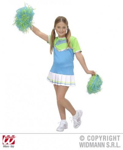 Disfraz animadora niña