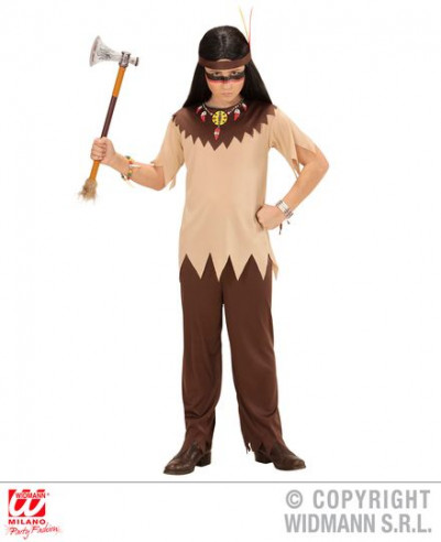 Disfraz indio niño barato