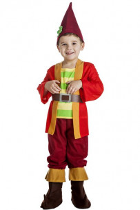 Disfraz duende niño