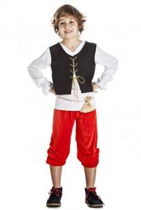 Disfraz medieval niño barato