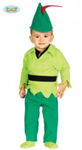 Disfraz Robin Hood bebé