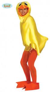 Disfraz pato de goma adulto