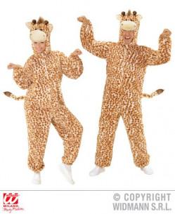 Disfraz de jirafa unisex