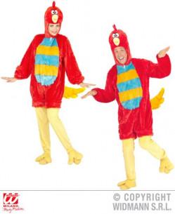 Disfraz angry birds unisex