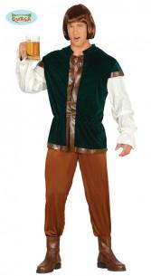 Disfraz posadero medieval...