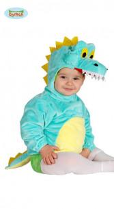 Disfraz cocodrilo bebé