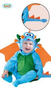 Disfraz dragón bebé