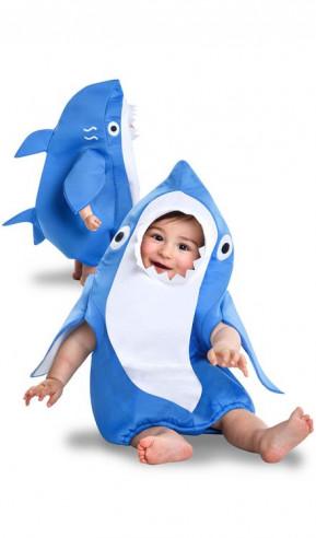 Disfraz tiburón bebé