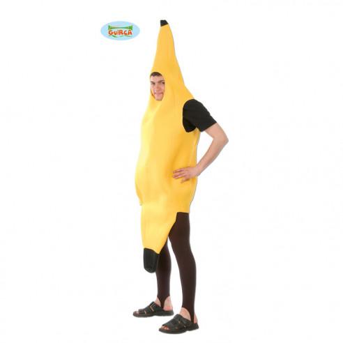 Disfraz Plátano