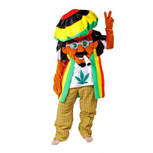 Disfraz Rastafari Adulto
