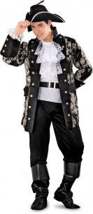 Disfraz de pirata elegante