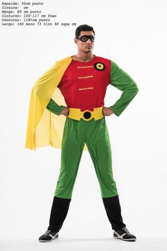 Disfraz Robin Batman